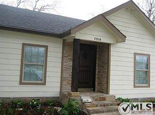 7518 Mohawk Dr , Dallas TX