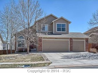 5915 Leather Dr , Colorado Springs CO