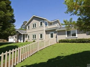 438 Wellesley Ave , Mill Valley CA