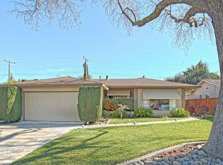 2089 Fordham Dr , Santa Clara CA