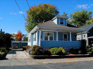 111 Clifford St , Pawtucket RI