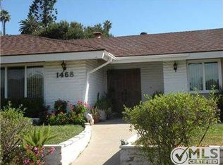 1468 Birch Ave , Escondido CA