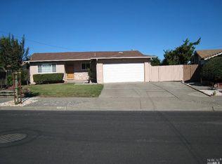 3632 Baxter Ave , Napa CA