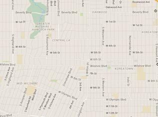 555 S Norton Ave , Los Angeles CA
