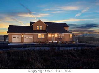 7655 Pine Cone Rd , Colorado Springs CO