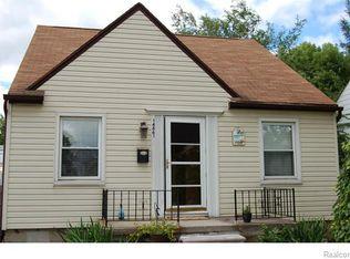 14861 Euclid Ave , Allen Park MI
