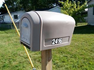 Port huron mailbox