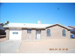 5753 Corsicana Ave , El Paso TX