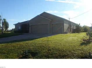 2549 NW 18th Pl , Cape Coral FL