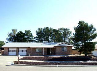 3614 Buxton Dr , Horizon City TX