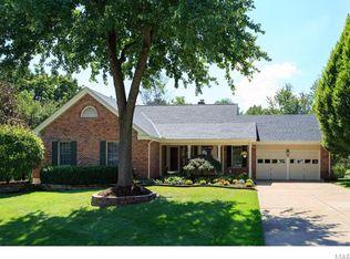 1715 S Woodgrove Ct , Wildwood MO
