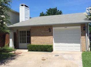 405 Santa Rosa Dr , Garland TX