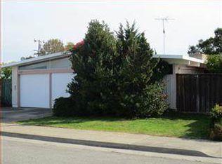 628 Edna Way , San Mateo CA