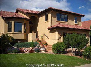 2155 Paseo Del Oro , Colorado Springs CO