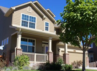 3658 Desert Ridge Pl , Castle Rock CO