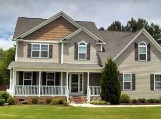 13 Brindley Cir , Clayton NC