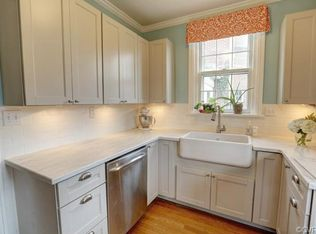 Country Kitchen With Hardwood Floors Amp Flush In Richmond