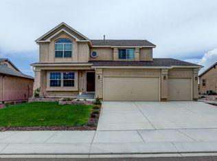 2442 Fieldbrook Ct , Colorado Springs CO