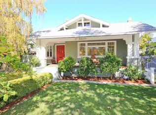 137 Hudson St , Redwood City CA