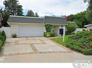 5356 Overing Dr , Woodland Hills CA