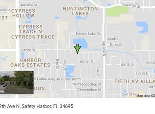 Safety Harbor Florida Map.681 12th Ave N Safety Harbor Fl 34695 Zillow