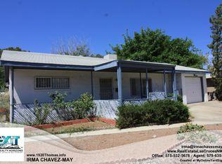 1920 Thomas Dr , Las Cruces NM