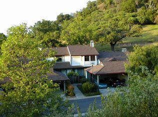 7 Newcastle Ct , San Rafael CA