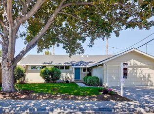 262 N Harold Ave , Santa Clara CA