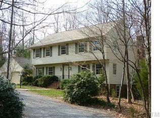 48 Cedar Hills Cir , Chapel Hill NC