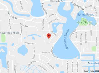 Tarpon Springs Florida Map.135 Cleveland Pl Tarpon Springs Fl 34689 Zillow