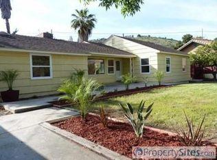3838 Rojo Tierra Rd , La Mesa CA