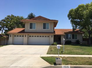 1505 Cheyenne Way , Redlands CA