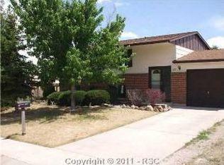 7025 Chippewa Rd , Colorado Springs CO