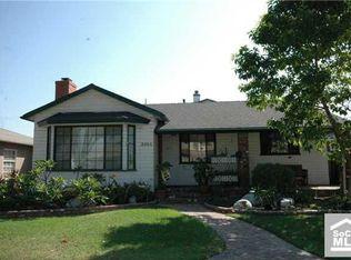 3524 Rose Ave , Long Beach CA