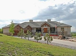 1252 Rosewind Cir , Castle Rock CO