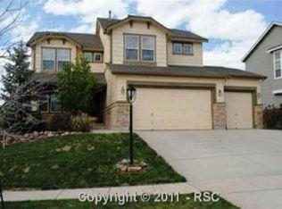 2926 Blackwood Pl , Colorado Springs CO