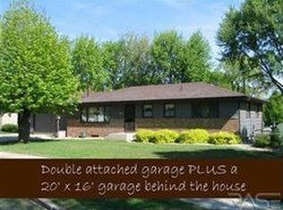 5308 W 33rd St , Sioux Falls SD