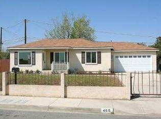 465 E B St , Colton CA