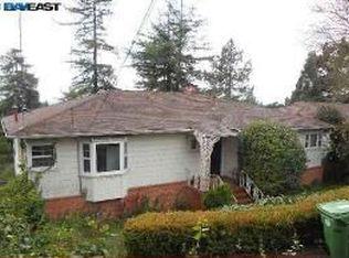 5952 Zinn Dr , Oakland CA