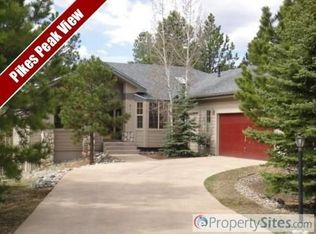 2145 Valley View Dr , Woodland Park CO