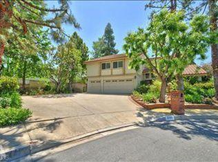 3203 Blue Ridge Ct , Westlake Village CA