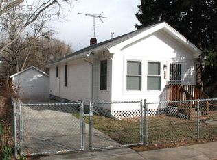 312 Pearl St , Fort Collins CO