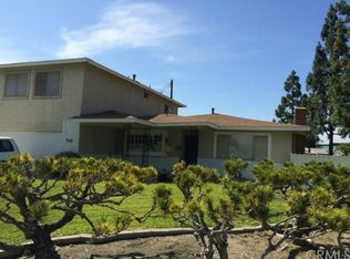 742 Hudson Ave , Costa Mesa CA