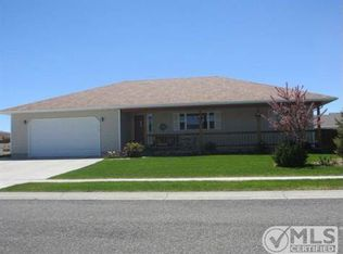 3332 Frisby Ave , Cody WY
