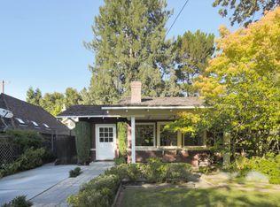 1511 Waverley St , Palo Alto CA
