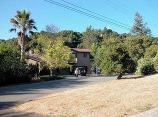 735 Paradise Way , Emerald Hills CA