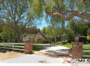 24308 Bridle Trail Rd , Hidden Hills CA
