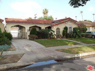 3673 Wellington Rd, Los Angeles CA