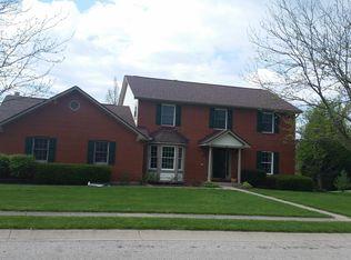5 Pine Ridge Ct , Springboro OH