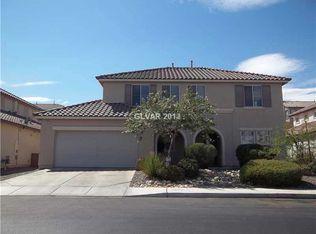 5325 Spicebush St , North Las Vegas NV